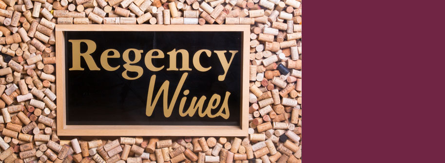 Regency Wines, wine and spirit specialists, Exeter, Devon
