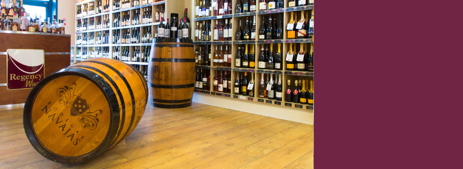 Regular wine deliveries throughout Devon, Cornwall, Somerset and Dorset