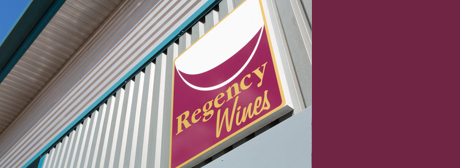 Quality wines at value for money from Regency Wines, Exeter