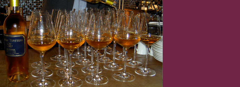 Regency Wines offer free staff wine training to existing customers