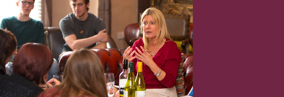 Tailored wine training to your staff and business requirements